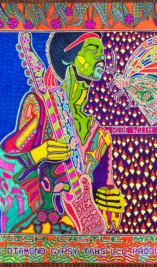 Spanish-Castle-Magic-Jimi-Hendrix-Painting-2017