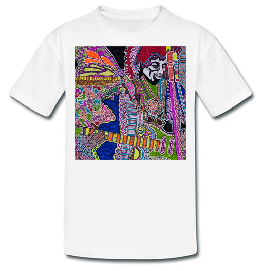 Jimi Hendrix Tshirts 2016 Collection Kevin S Diah